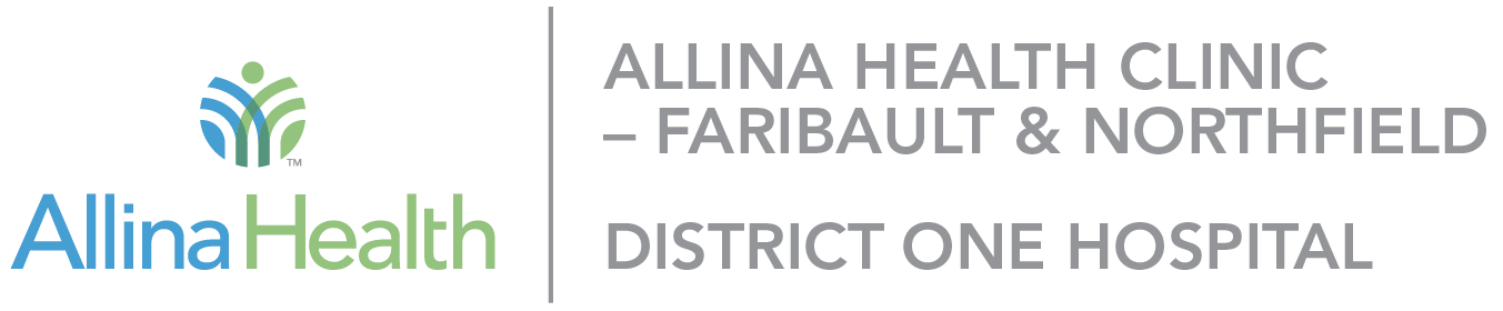allina district one hospital