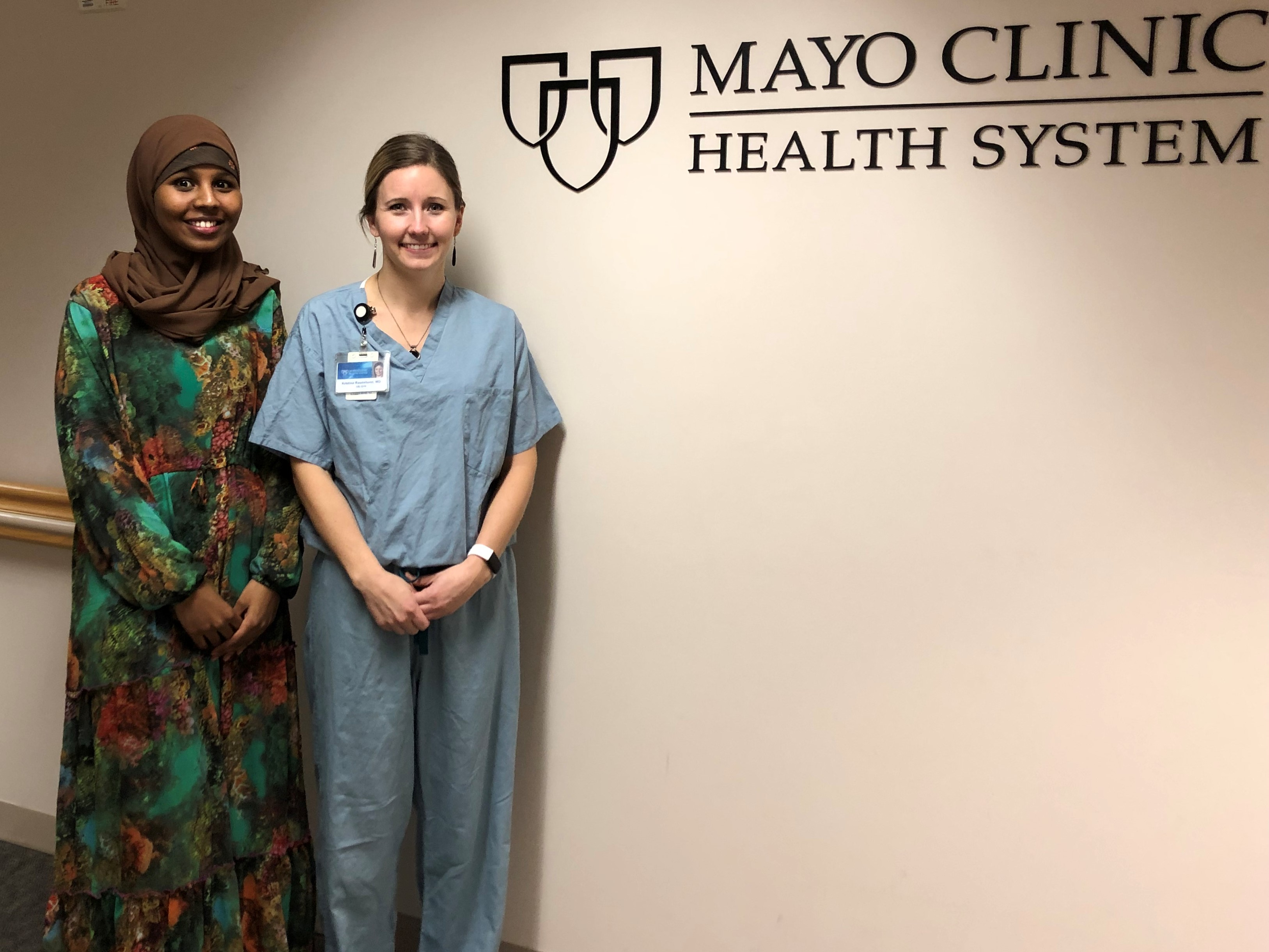 Mayo Clinic Health System in Faribault and HealthFinders